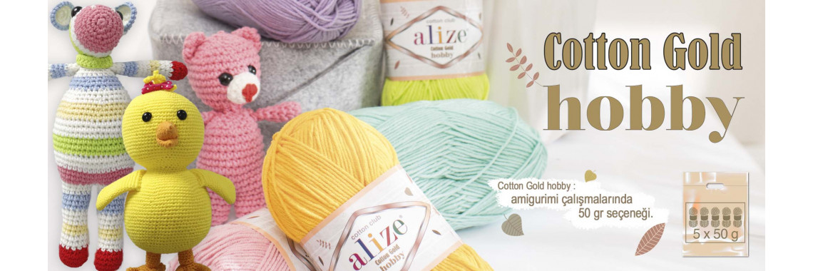 Cotton Gold Hobby